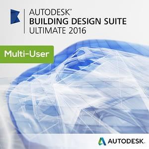 Licence Autodesk Building Design Suite Ultimate 2016 - Multi-User