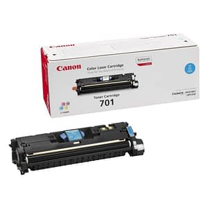 Cartouche de toner Canon 701 Noir - 5000 Pages