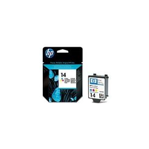 Cartouche d'encre 3 couleurs HP 14 (C5010DE)