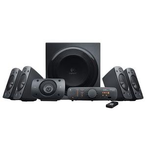 Logitech Speaker System Z906 - 5.1 - THX 500 Watts avec télécommande sans fil