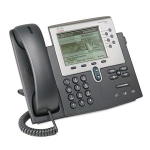 Téléphone VoIP Cisco Unified 7962G