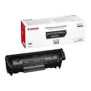 Cartouche de toner Canon 703 Noir - 2000 Pages