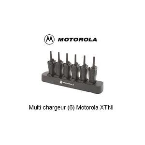 CHARGEUR MULTIPLE POUR RADIO MOTORLA XTNI