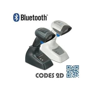 Pistolet sans fil pour code barres 1D/2D QBT2400