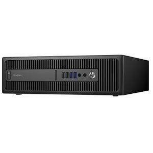 Ordinateur HP EliteDesk 800 G2 à petit facteur de forme (V1F45ES)