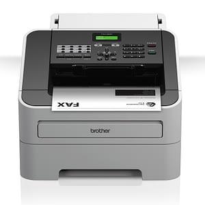 Brother FAX-2840 : Télécopieur laser monochrome (FAX2840)