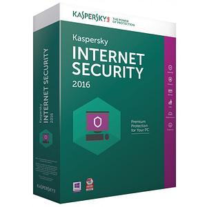 Kaspersky Internet Security 2016 pour PC
