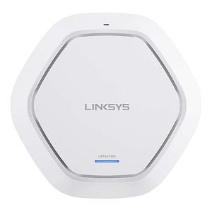 Point d'accès Wi-Fi Linksys Double bande 2,4 + 5 GHz AC1200 avec PoE+ (Montage au plafond)