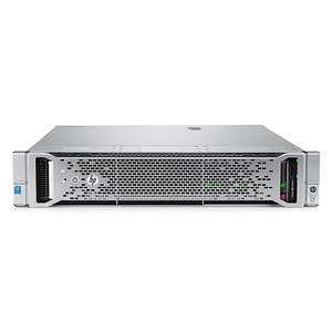 Serveur HP ProLiant RPS/GO DL380 Gen9 E5-2620v3, monoprocesseur, 16 Go de RAM, SAS, 900 Go, 500 W (K8P42A)