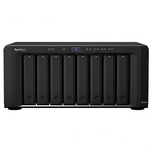 Serveur NAS ultra-performant à 8 baies Synology DiskStation DS1815+
