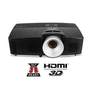 Vidéoprojecteur Acer X113PH - DLP 3D, SVGA HDMI 3000 Lumens