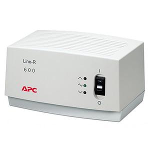 Régulateur automatique de tension APC Line-R 600 VA, prises Schuko, 230 V