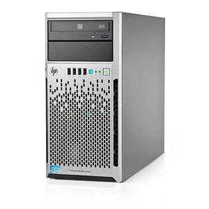 Serveur HP ProLiant ML310e Gen8 v2 E3-1220v3 4GB-U 2TB 350W PS Server/TV (470065-798)