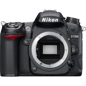 Reflex Nikon D7000 Boîtier nu