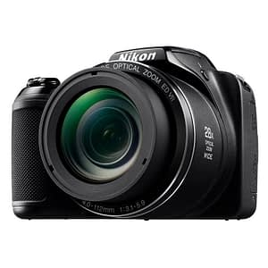 Appareil photo Nikon Coolpix L340 - 20,2 MP/ 28X