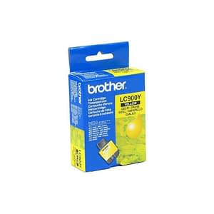 Cartouche d'encre Brother jaune (LC900Y)