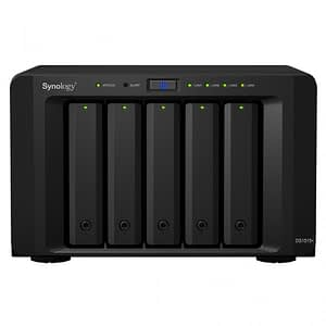 Serveur NAS ultra-performant à 5 baies Synology DiskStation DS1515+