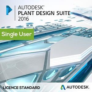 Licence Autodesk Plant Design Suite Standard 2016 - Single User
