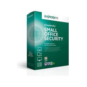 Kaspersky Small Office Security version 4.0 (5 postes + 1 serveur, 1 an)
