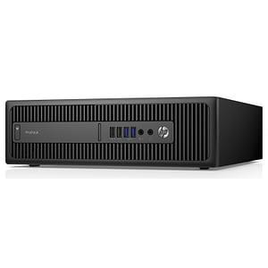 Ordinateur HP ProDesk 600 G2 à petit facteur de forme SFF (P1G59EA)