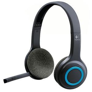 Casque sans fil Logitech Wireless Headset H600 - USB